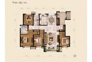 梦栖铭著,4室2厅2卫,162平米(建筑)