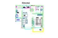 一居室56.94平方米