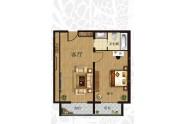 公寓4—22层F户型