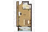 公寓4—22层A户型