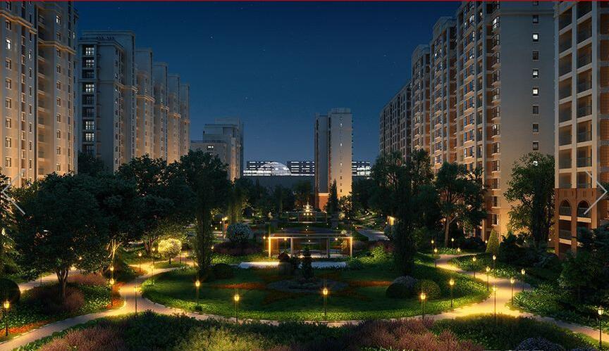 新华联国花园